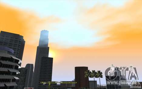 Timecyc Los Angeles für GTA San Andreas siebten Screenshot