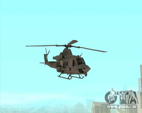 UH-1 Iroquois pour GTA San Andreas