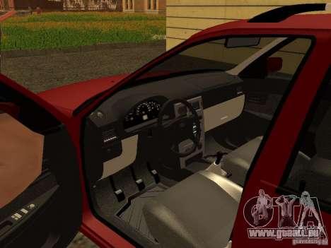 VAZ-2171 pour GTA San Andreas vue arrière