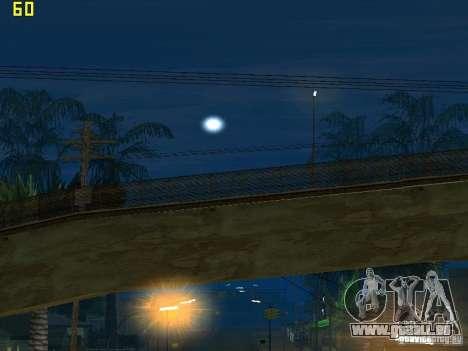 GTA SA IV Los Santos Re-Textured Ciy pour GTA San Andreas septième écran