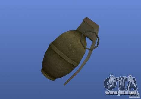 Weapon Textures für GTA 4 achten Screenshot