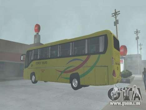 Yanson Viking - CERES TOURS 6279 für GTA San Andreas Innenansicht