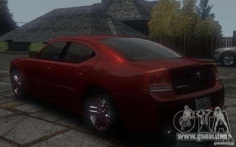 Dodge Charger RT Hemi 2008 für GTA 4 hinten links Ansicht