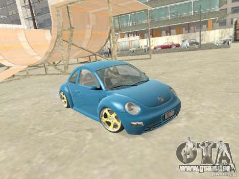 VW Beetle 2004 für GTA San Andreas