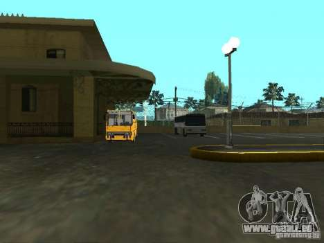 5 Bus v. 1.0 für GTA San Andreas her Screenshot