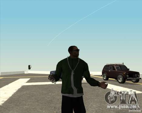 Andere animation für GTA San Andreas fünften Screenshot