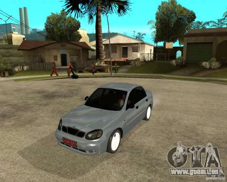 Daewoo Lanos für GTA San Andreas