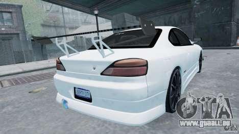 Nissan Silvia S15 für GTA 4 rechte Ansicht