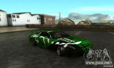 iPrend ENBSeries v1.3 Final pour GTA San Andreas quatrième écran