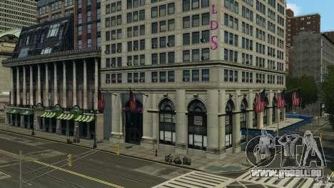 FAKES ENB Realistic 2012 pour GTA 4 septième écran