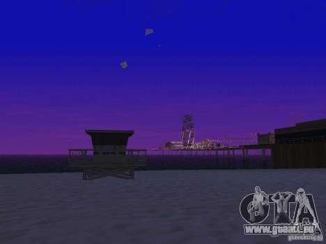 Nouveau Timecyc pour GTA San Andreas deuxième écran