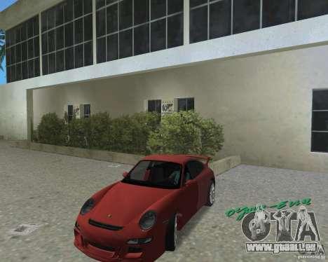 Porsche 911 GT3 pour GTA Vice City