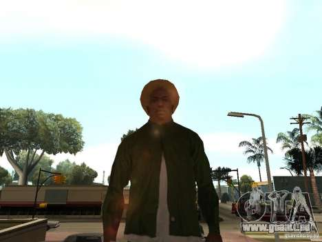 Act Dead pour GTA San Andreas deuxième écran
