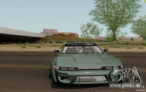 Nissan S13 Ben Sopra pour GTA San Andreas laissé vue