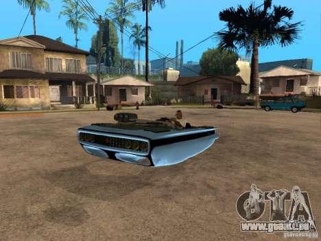 Voozer pour GTA San Andreas