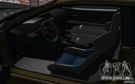 Nissan Skyline GT-R pour GTA San Andreas vue de droite