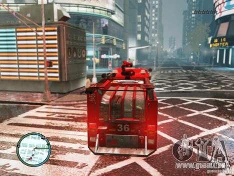New LCFD Car pour GTA 4 est un droit
