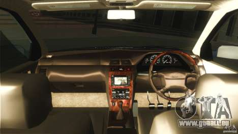 Nissan Cefiro A32 Kouki für GTA San Andreas Innenansicht