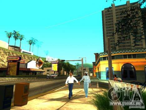 EnbSeries by gta19991999 v2 für GTA San Andreas zweiten Screenshot