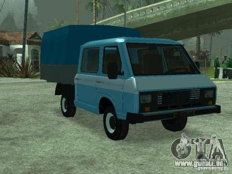 RAPH 3311 Pickup für GTA San Andreas zurück linke Ansicht