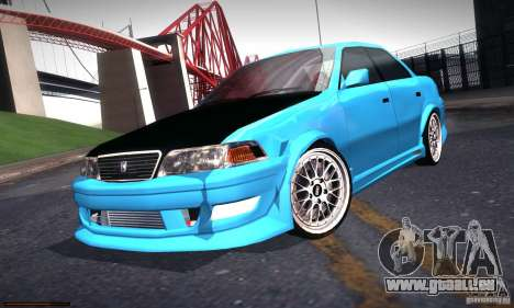 Toyota Mark II Tuning pour GTA San Andreas