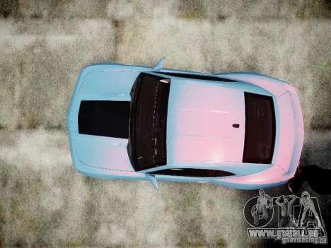 Chevrolet Camaro ZL1 pour GTA 4 est un droit