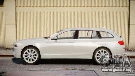 BMW M5 F11 Touring für GTA 4 linke Ansicht