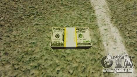 Echter amerikanischer Geld für GTA 4