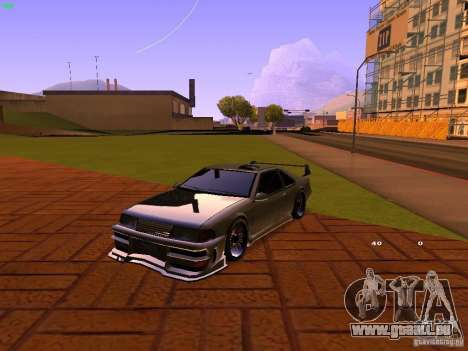 New Racing Style Fortune für GTA San Andreas