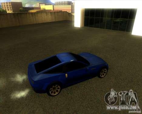 Exage für GTA San Andreas zurück linke Ansicht
