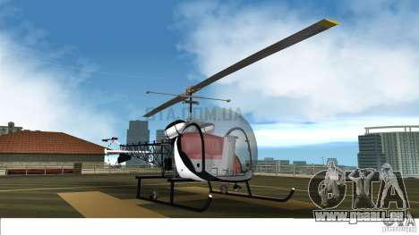 Bell 47 für GTA Vice City