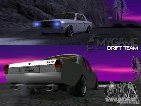 GAZ 24 für GTA San Andreas