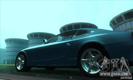 Ferrari 612 Scaglietti pour GTA San Andreas laissé vue