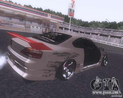 Nissan Silvia S15 Street pour GTA San Andreas vue de droite