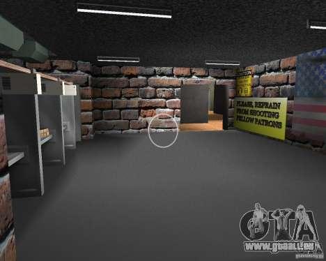 New Downtown: Ammu Nation pour le quatrième écran GTA Vice City