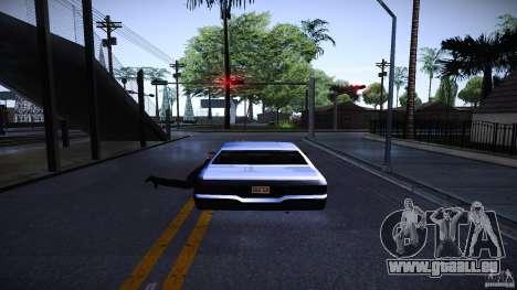 Piétons s'accrochent pour auto pour GTA San Andreas deuxième écran