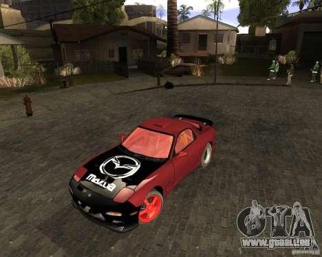 Mazda RX-7 Drifter pour GTA San Andreas