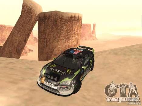 Ford Focus RS2000 v1.1 für GTA San Andreas