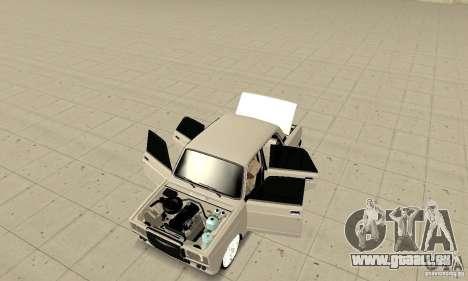 Ouvrir ou fermer le coffre pour GTA San Andreas