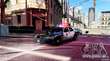 CVPI LCPD San Diego Police Department für GTA 4