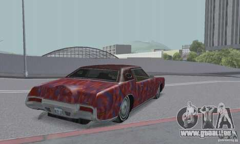 Lincoln Continental Mark IV 1972 pour GTA San Andreas