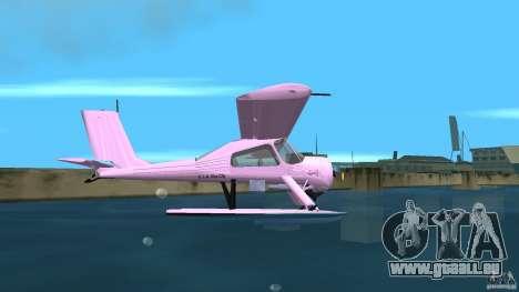 PZL 104 Wilga für GTA Vice City zurück linke Ansicht