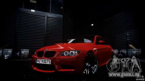 BMW M3 GT-S V.1.0 für GTA 4