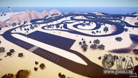 Dead Race Island für GTA 4 weiter Screenshot