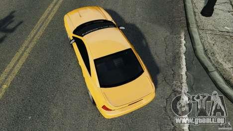 Saleen S281 2000 pour GTA 4 est un droit