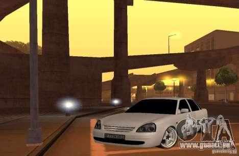 LADA priora, c. 2 pour GTA San Andreas