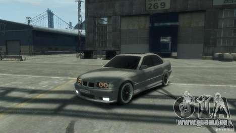 BMW 318i Light Tuning für GTA 4
