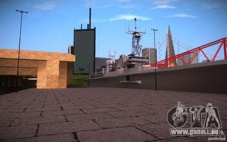 San Fierro Re-Textured für GTA San Andreas siebten Screenshot