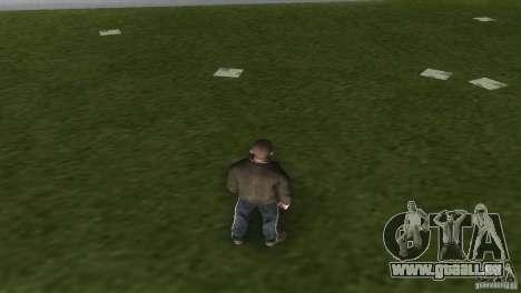 Niko Bellic GTA Vice City pour la deuxième capture d'écran