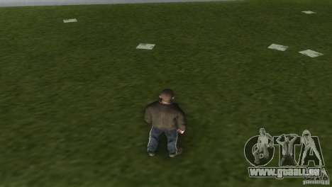 Niko Bellic für GTA Vice City zweiten Screenshot